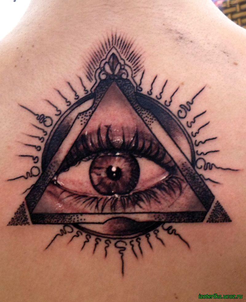 2g_gpyramid-eye-in-hands-tattoo-on-leg-2