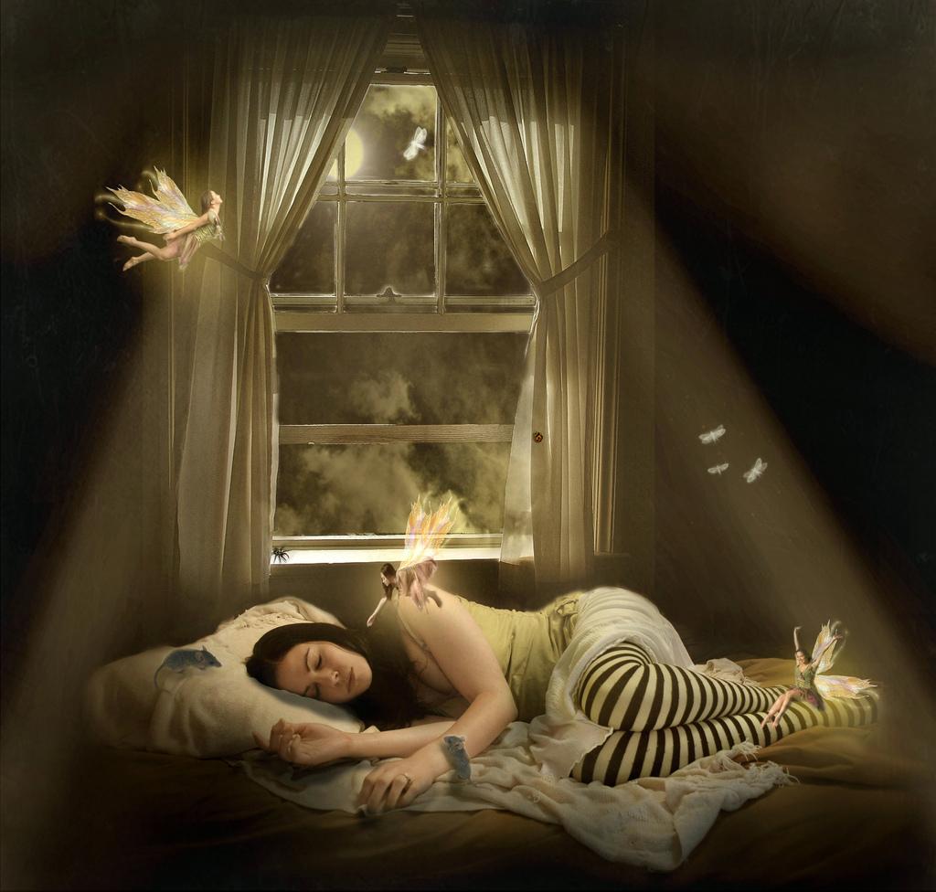 Как сделать чтобы увидеть во сне человека