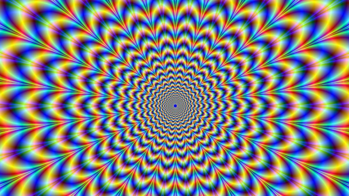 Как сделать гипноз людям
